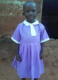 Blessings of Joy - Sponsor a Child