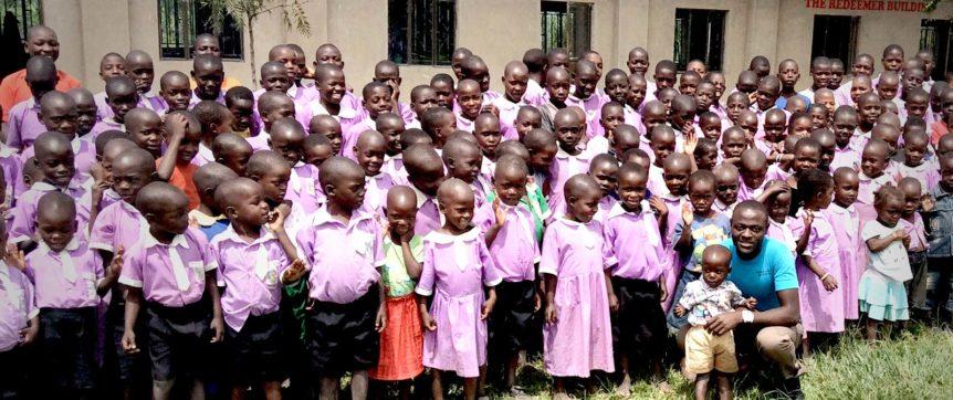 Blessings of Joy - Sponsor a Child